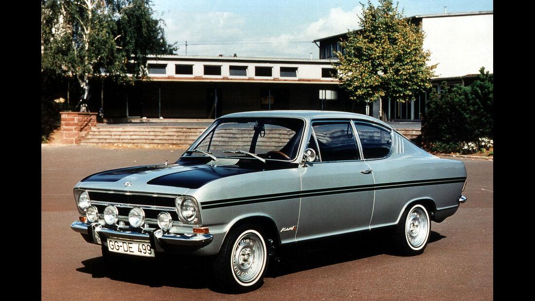 Opel Kadett BCoupe Rallye