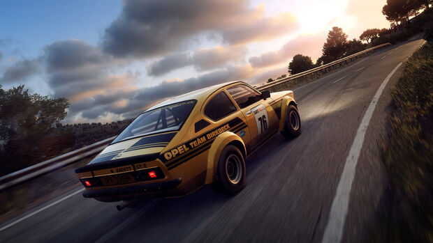 Opel Kadett C Coupé - Dirt Rally 2.0 - Rennspiel - Codemasters