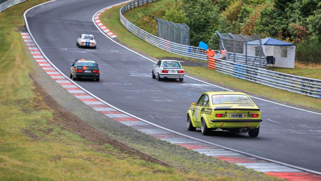 Opel Kadett C Coupe NM - Startnummer 1 - 24h Classic - 24h Rennen Nürburgring - Nürburgring-Nordschleife - 25. September 2020