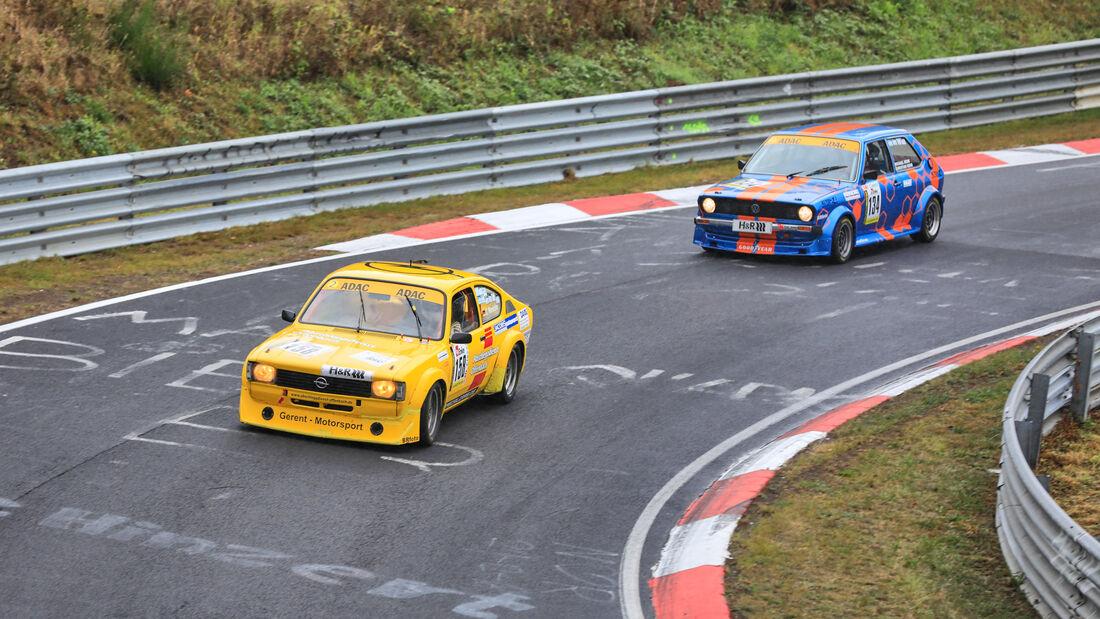 Opel Kadett C GT/E - Startnummer 158 - 24h Classic - 24h Rennen Nürburgring - Nürburgring-Nordschleife - 25. September 2020