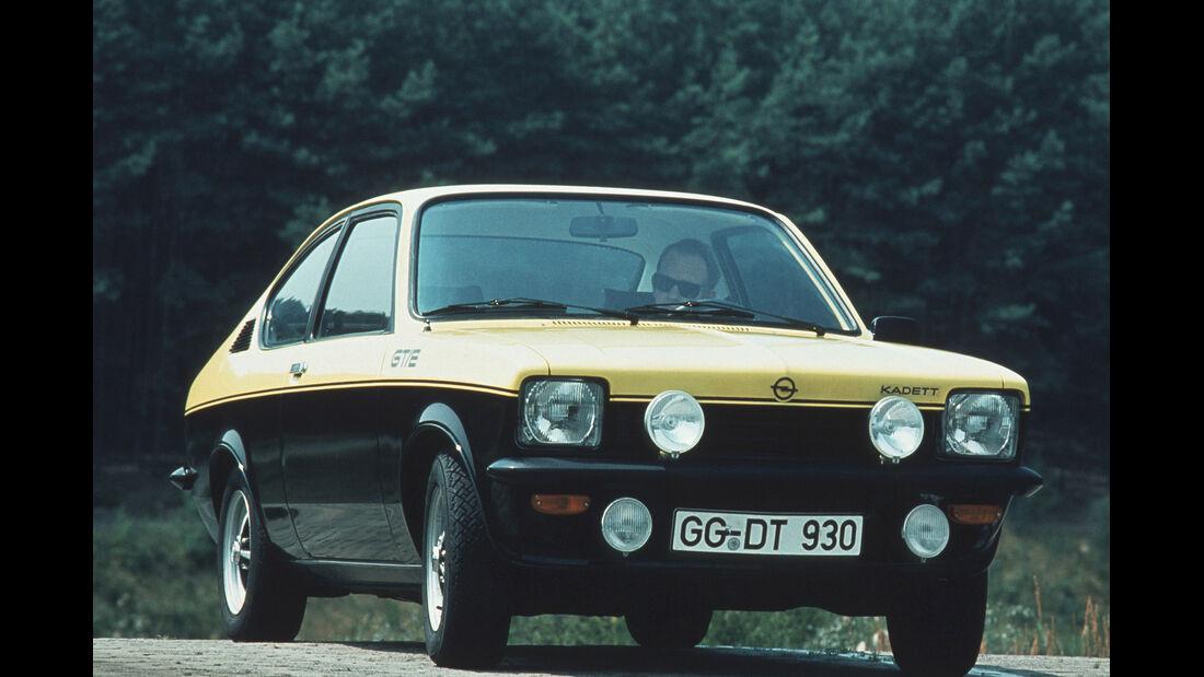 Opel Kadett CGT-E Coupe
