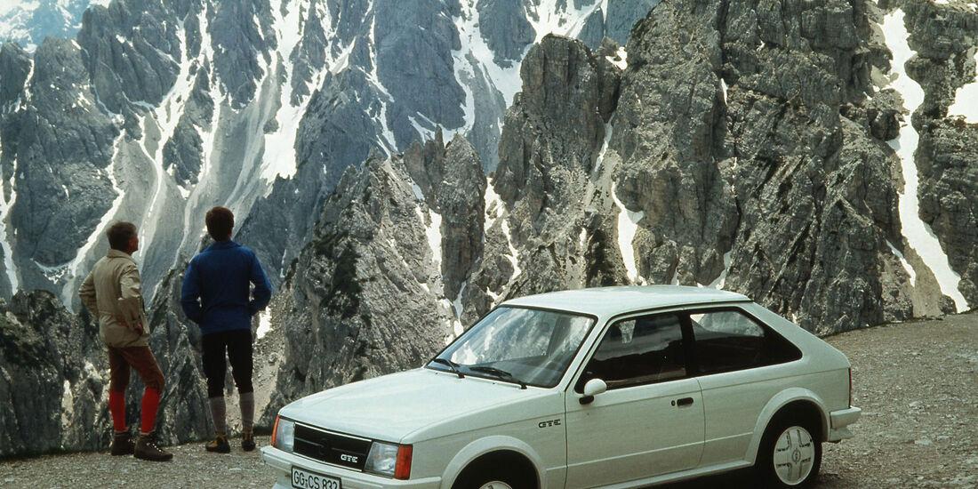 Opel Kadett CGT-E