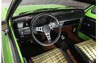 Opel Kadett City 1200, Cockpit