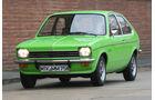 Opel Kadett City 1200, Frontansicht