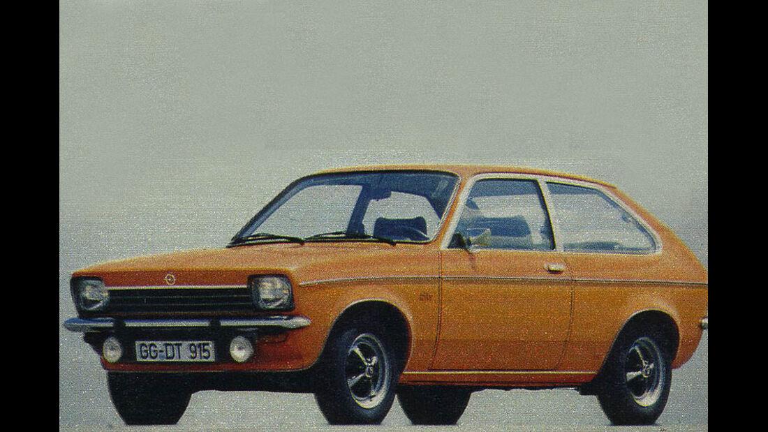 Opel, Kadett City, IAA 1975