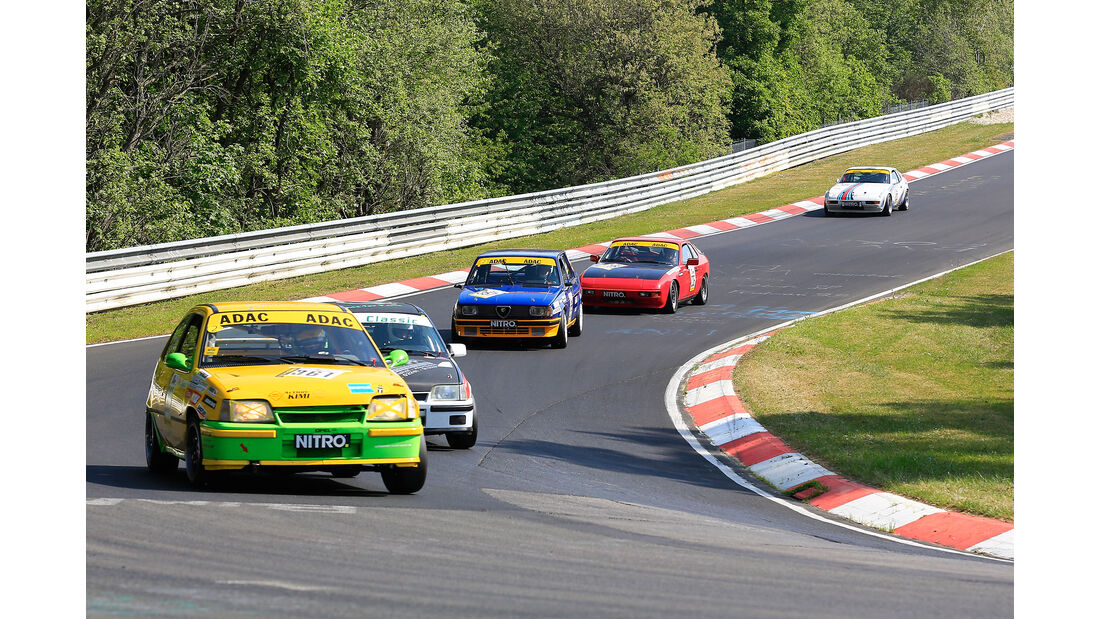 Opel Kadett E - 24h Classic - Nürburgring - Nordschleife