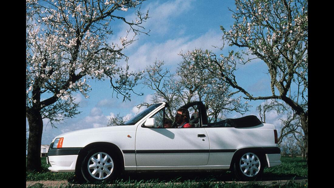 Opel Kadett E Cabrio