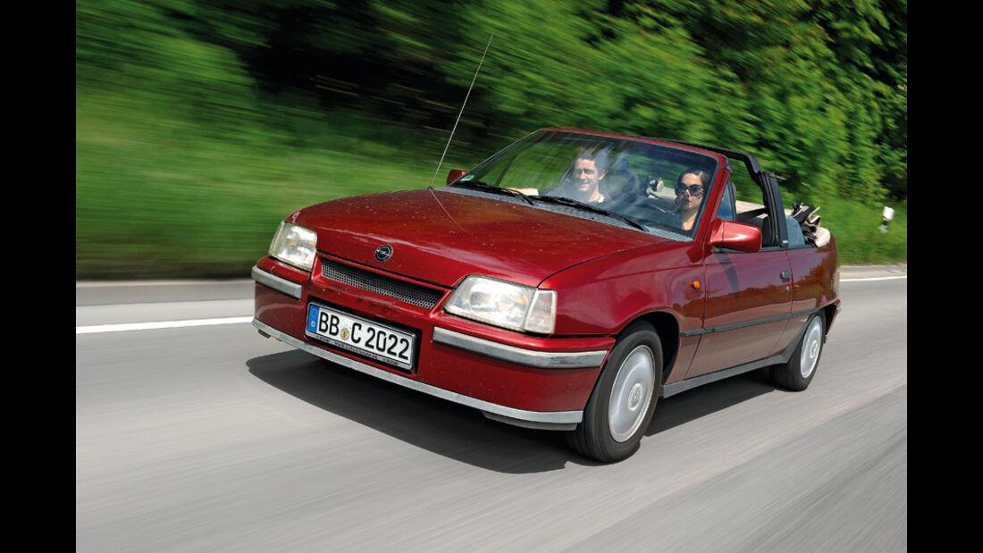 Opel Kadett E Cabrio Edition