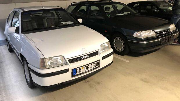 Opel Kadett E Gsi 2.0 8V