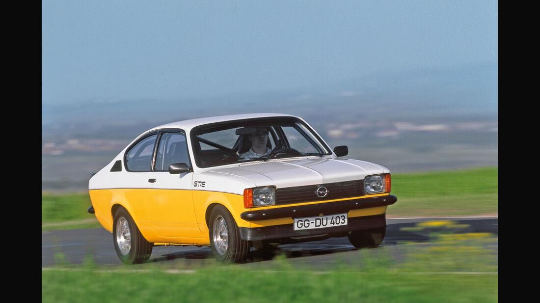 Opel Kadett GT/E 2.0 EH
