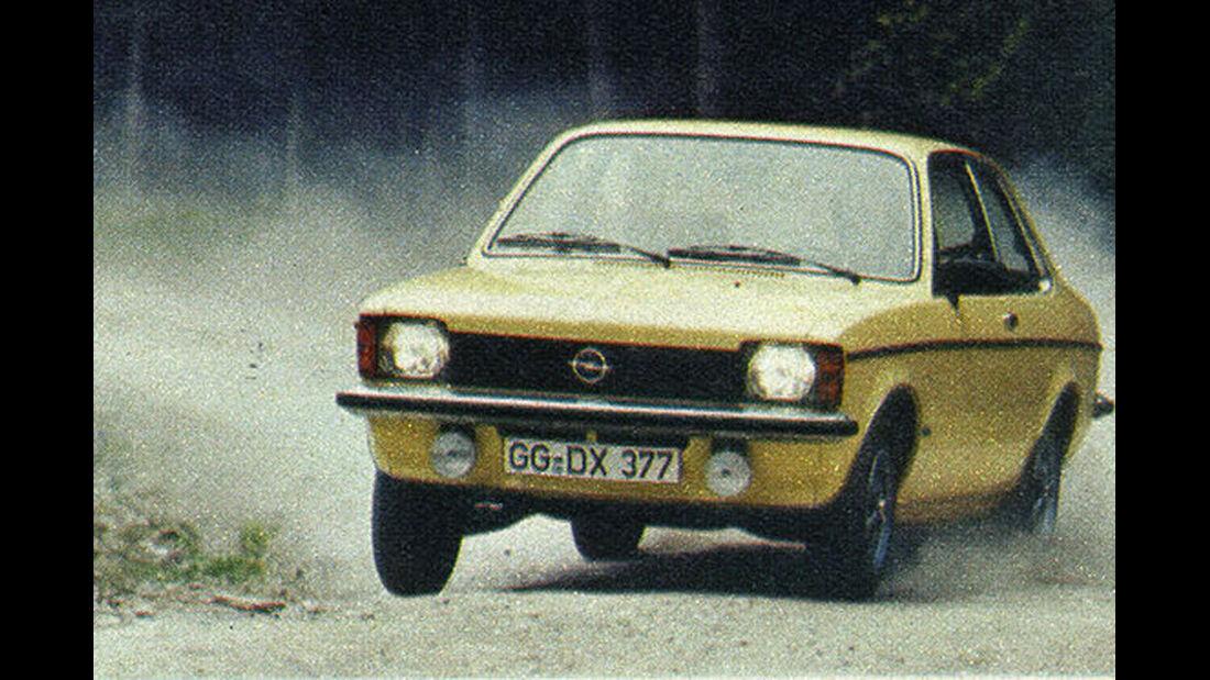 Opel, Kadett, IAA 1977