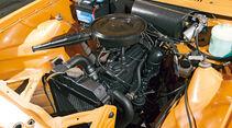 Opel Kadett, Motor