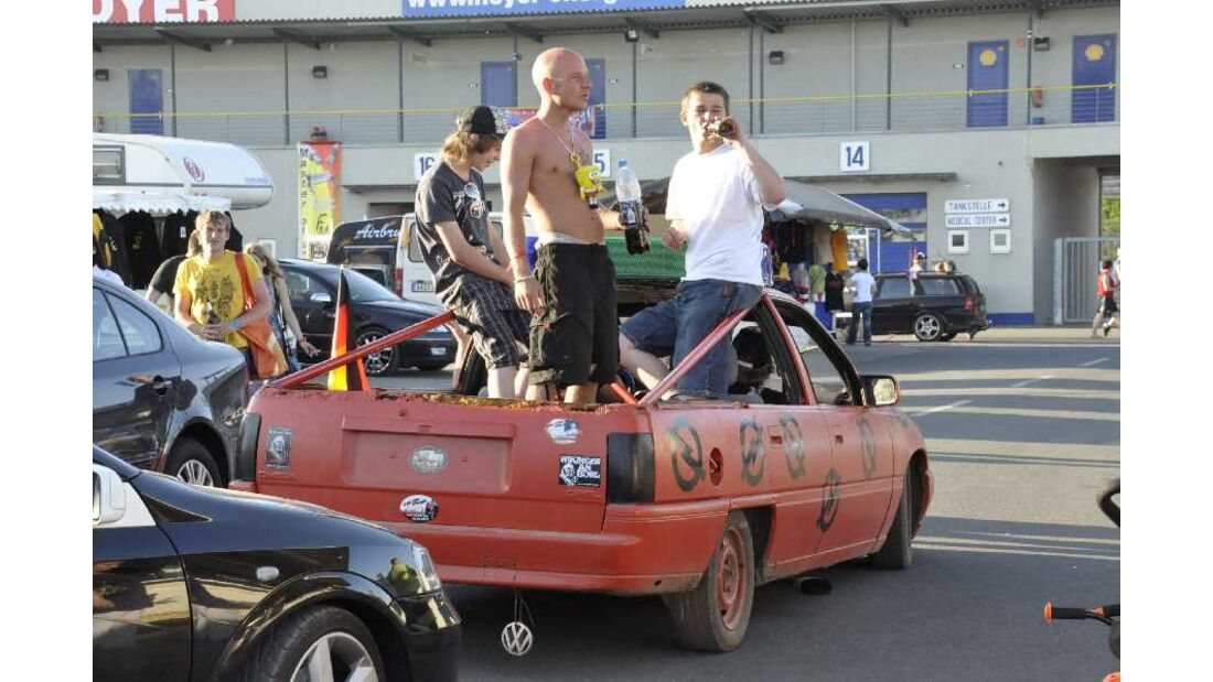 Opel Kadett Pick-Up Umbau