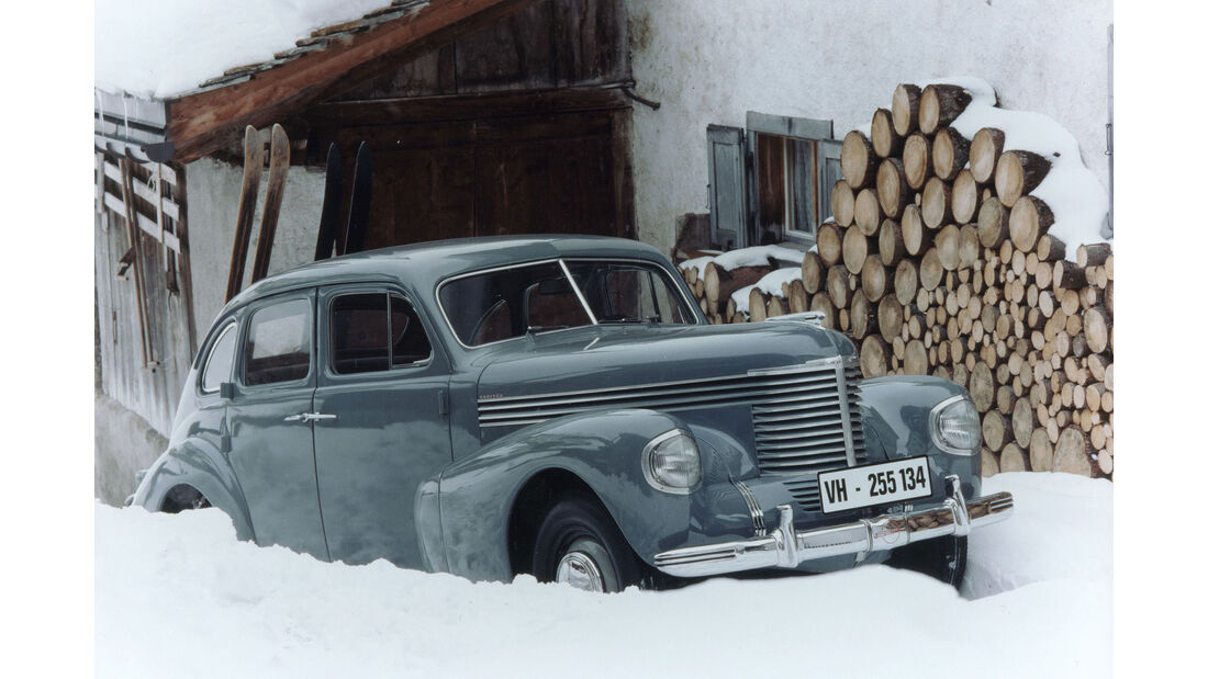 Opel Kapitän (1938)
