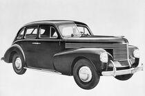 Opel Kapitän, 1938