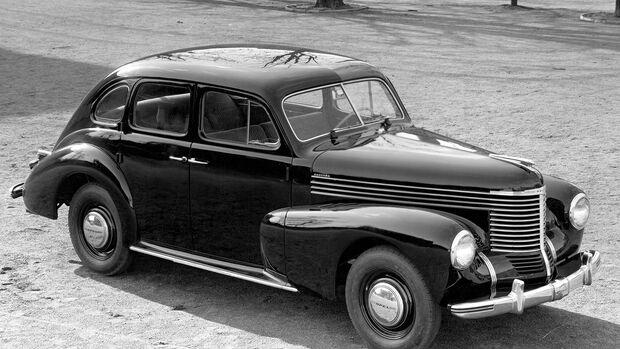 Opel Kapitän (1948)