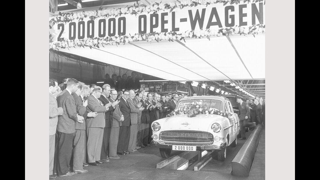 Opel Kapitän (1956)