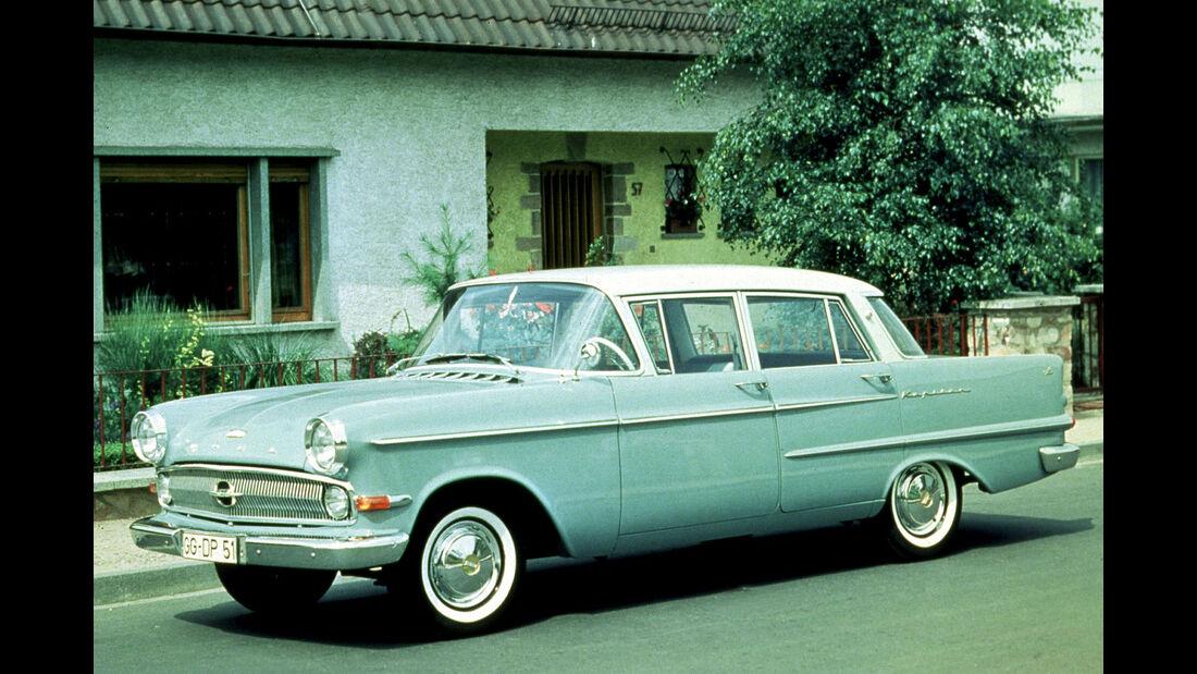 Opel Kapitän (1958)