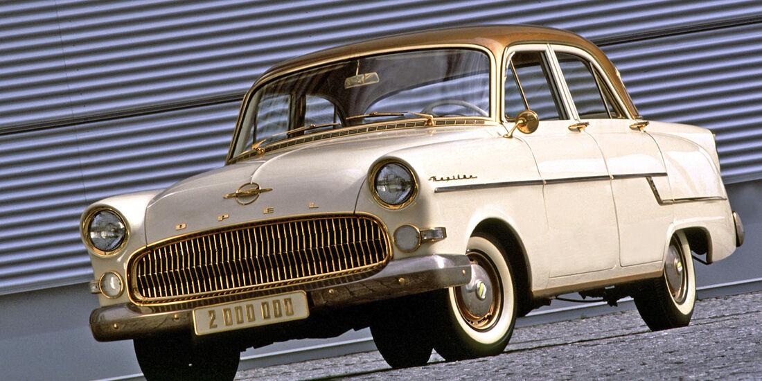 Opel Kapitän - 2-millionster Opel