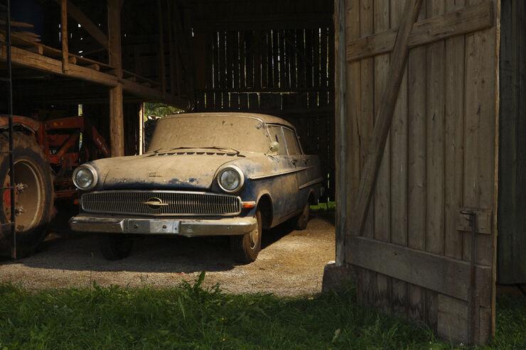 Opel Kapitän PL-V, Baujahr 1962