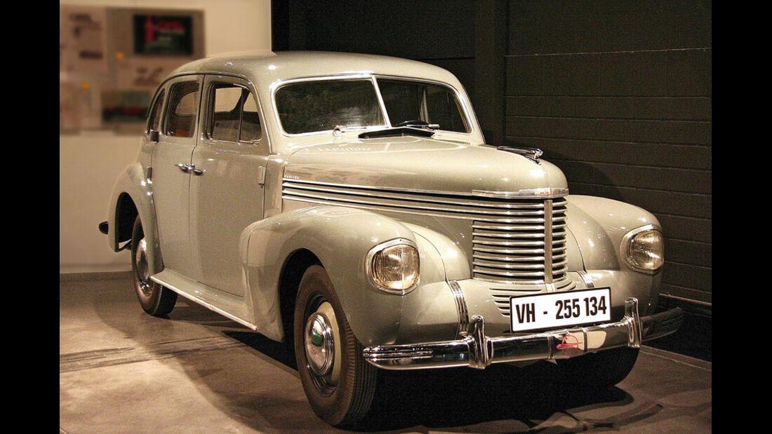 Opel Kaptiän 1938