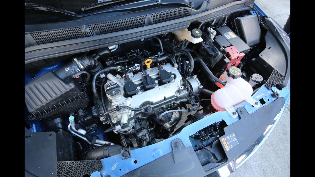 Opel Karl 1.0, Motor