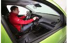 Opel Karl - Sitzprobe - Kleinwagen