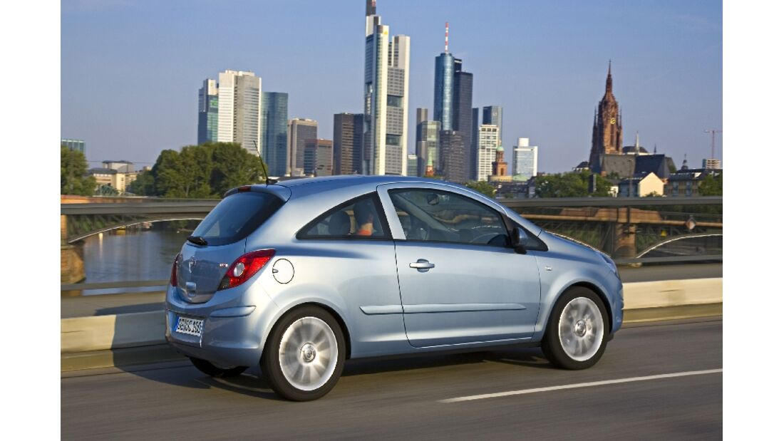 Opel LPG Modelle