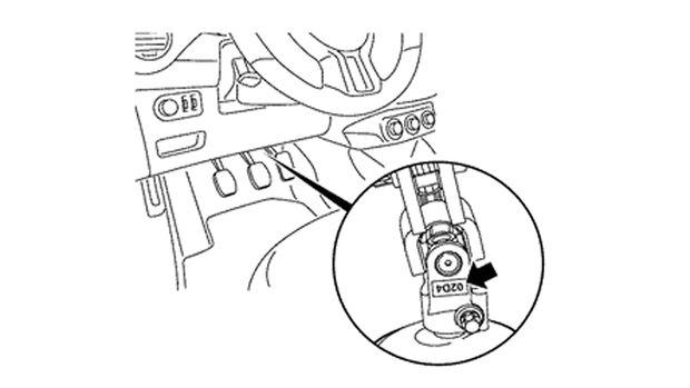 Opel Lenkzwischenwelle Rückruf