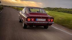 Opel Manta A, Exterieur