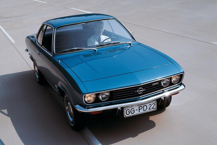Opel manta historie des sportlichen rochen auto motor for A and b motors
