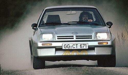 Opel Manta B 400
