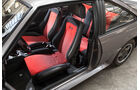 Opel Manta B, Fahrersitz, Interieur