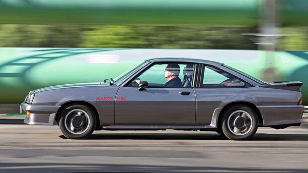 Opel Manta B GSi Irmscher