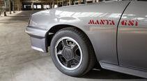 Opel Manta B, Rad, Felge