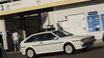 Opel Manta B und VW Scirocco II
