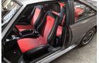 Opel Manta GSi, Fahrersitz