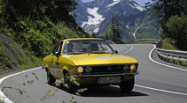 Opel Manta - Silvretta Classic 2010