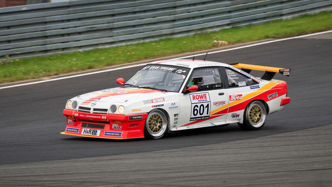Opel Manta - Startnummer #601 - H2 - NLS 2020 - Langstreckenmeisterschaft - Nürburgring - Nordschleife
