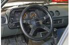 Opel Manta i200, Lenkrad. Rundinstrumente