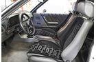 Opel Manta i200, Sitze