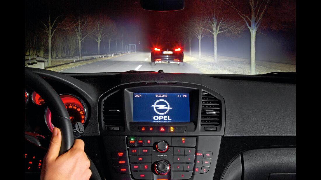 Opel Matrixlicht