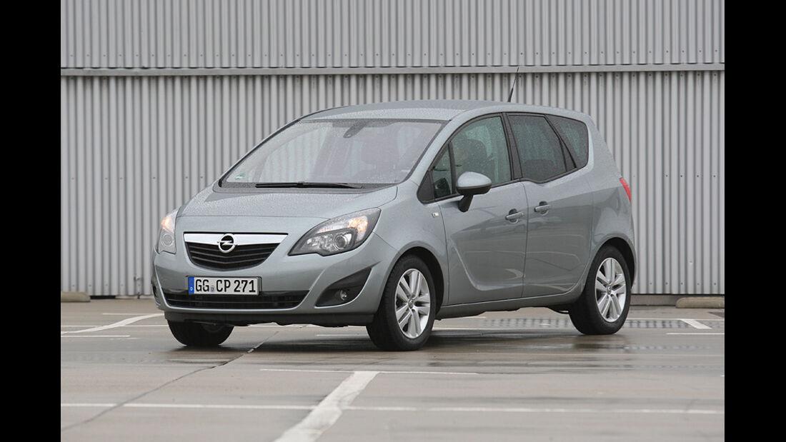 Opel Meriva 1.3 CDTi Ecoflex (95 PS)