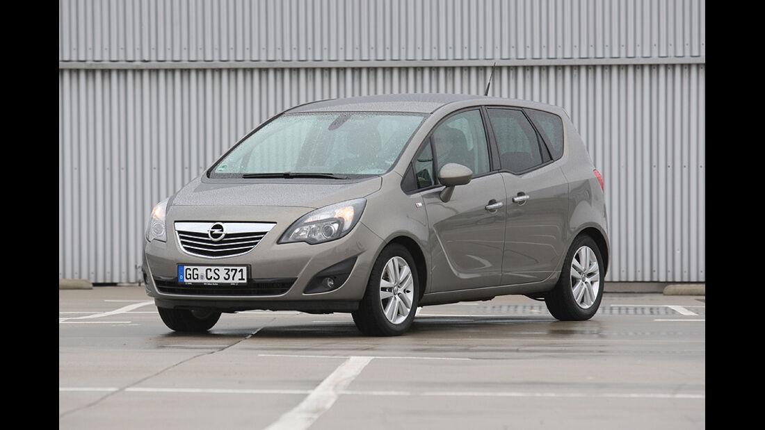 Opel Meriva 1.4 (100 PS)