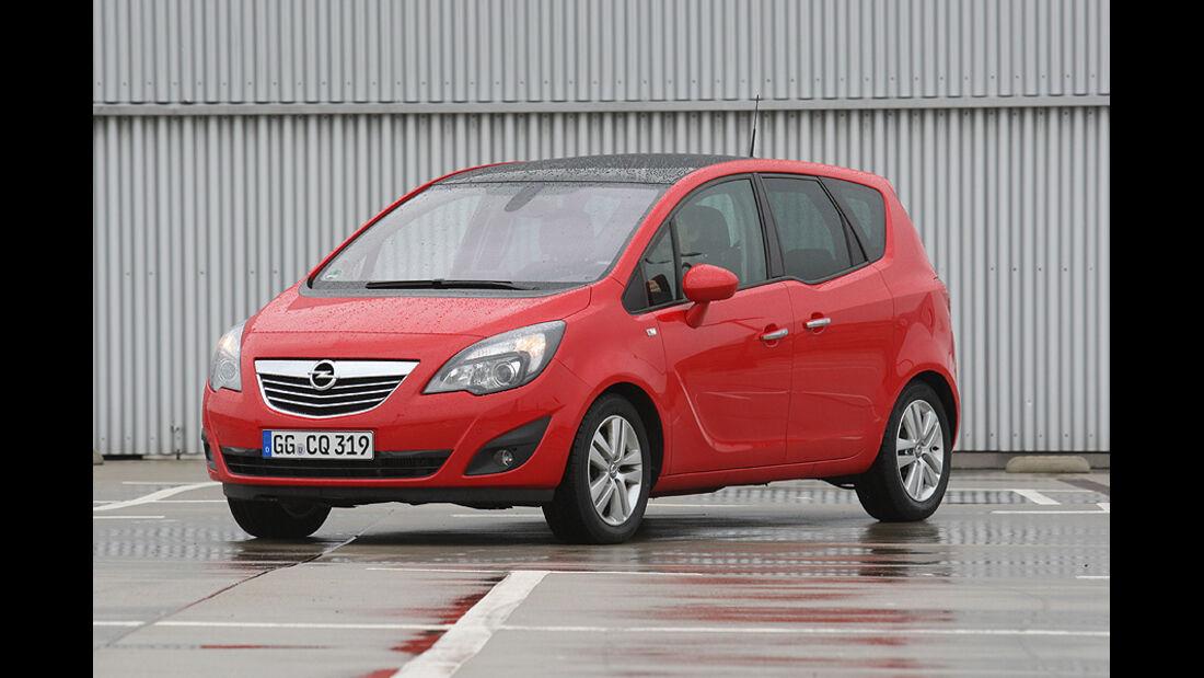 Opel Meriva 1.4 Ecoflex (120 PS)