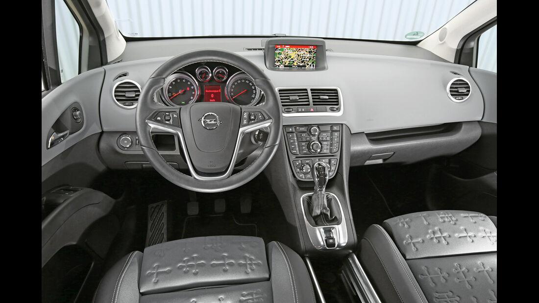 Opel Meriva 1.4 Innovation, Cockpit