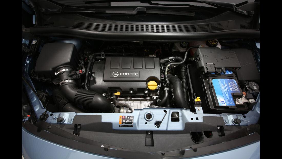 Opel Meriva 1.4 Innovation, Motor