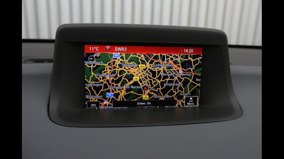 Opel Meriva 1.4 Innovation, Navi