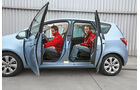 Opel Meriva 1.4 Innovation, Seitentüren