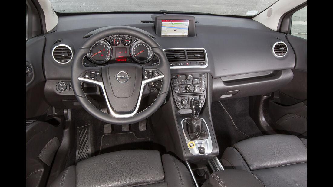 Opel Meriva 1.4 Selection, Cockpit